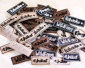 Stickdatei Patches Jungs 1